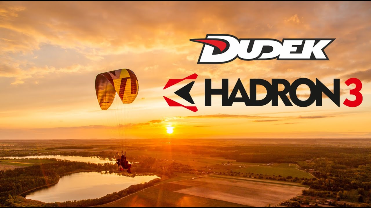 Dudek Hadron3 promo movie by @Mr Lojak