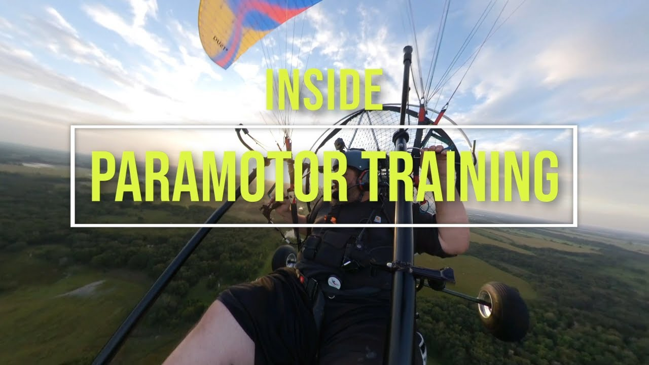how to fly paramotor with florida flight sports ppg with ppg gorilla 1