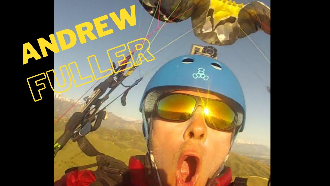 paragliding talk episode 188 andrew fuller instructor owner of skytap angel ppg with robert michiels 1